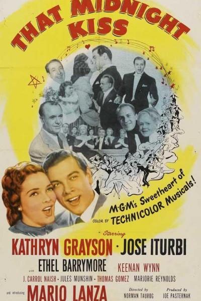 Caratula, cartel, poster o portada de El beso de medianoche