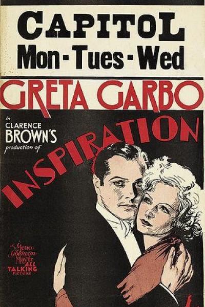 Caratula, cartel, poster o portada de Inspiración