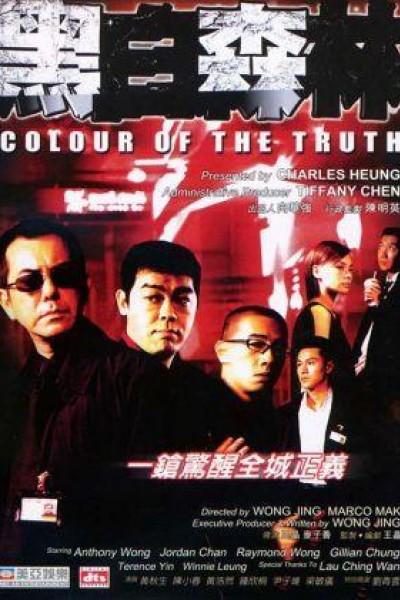 Caratula, cartel, poster o portada de Colour of the Truth