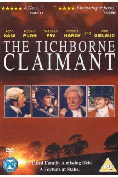 Caratula, cartel, poster o portada de The Tichborne Claimant