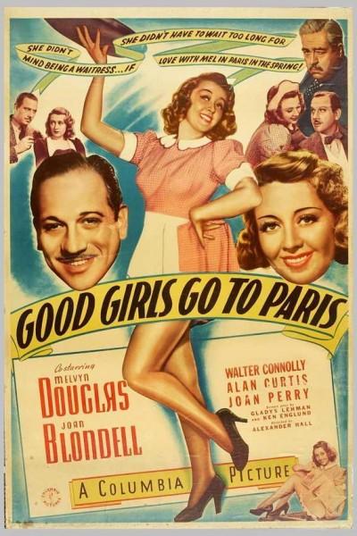Caratula, cartel, poster o portada de Por un viaje a París