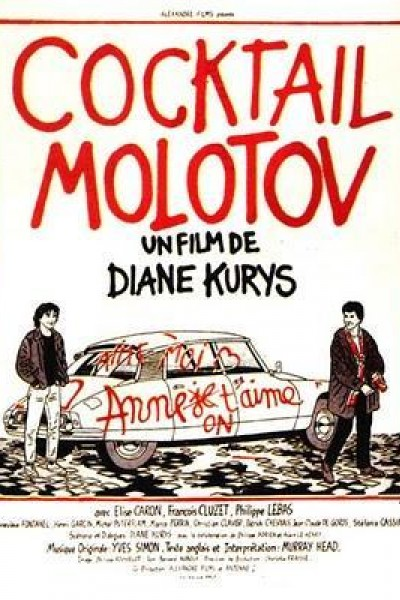 Caratula, cartel, poster o portada de Cocktail Molotov