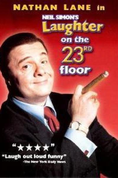 Caratula, cartel, poster o portada de Laughter on the 23rd Floor