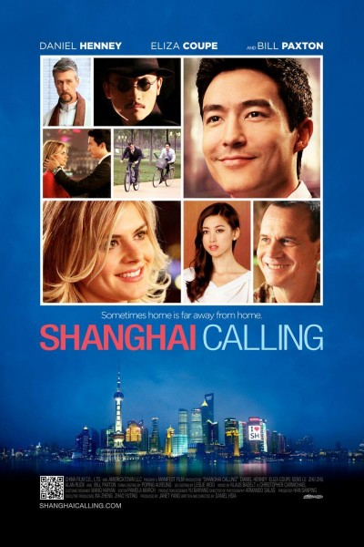 Caratula, cartel, poster o portada de Shanghai Calling