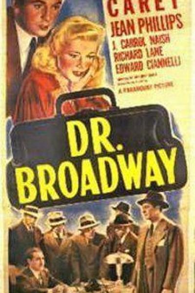Caratula, cartel, poster o portada de Dr. Broadway