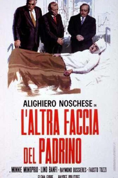 Caratula, cartel, poster o portada de La otra cara del Padrino