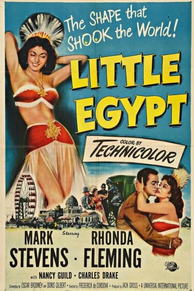 Caratula, cartel, poster o portada de Little Egypt