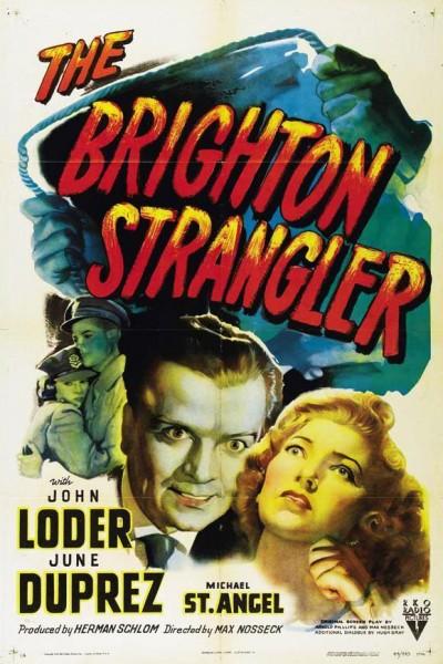 Caratula, cartel, poster o portada de El estrangulador de Brighton