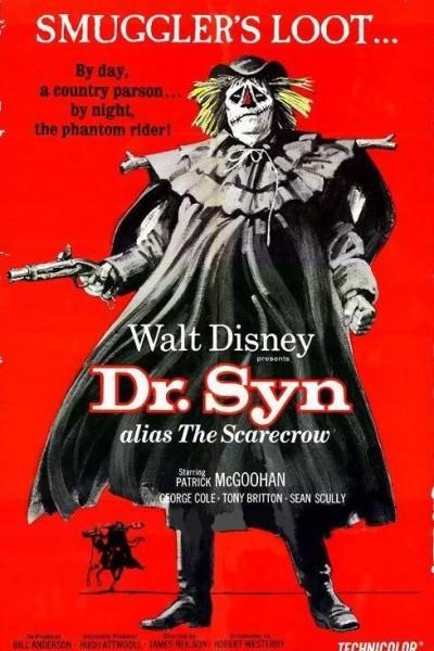 Caratula, cartel, poster o portada de La máscara del Dr. Syn