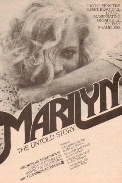 Caratula, cartel, poster o portada de Marilyn: The Untold Story