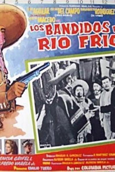 Caratula, cartel, poster o portada de Los bandidos de Río Frío