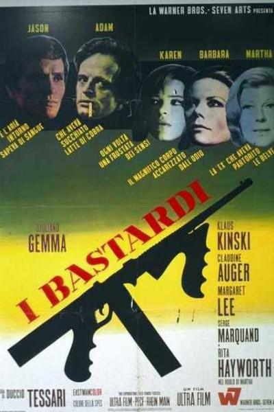 Caratula, cartel, poster o portada de I bastardi