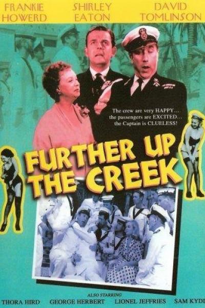 Caratula, cartel, poster o portada de Further Up the Creek