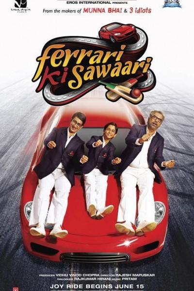 Caratula, cartel, poster o portada de Ferrari Ki Sawaari