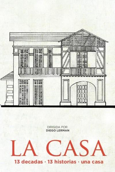 Caratula, cartel, poster o portada de La Casa