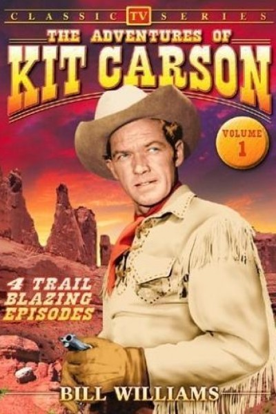 Caratula, cartel, poster o portada de The Adventures of Kit Carson