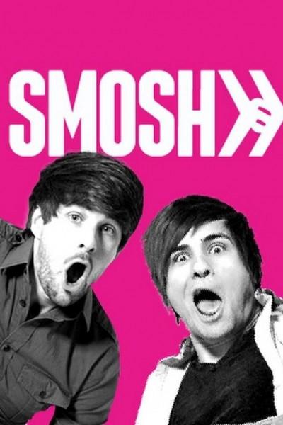 Caratula, cartel, poster o portada de Smosh