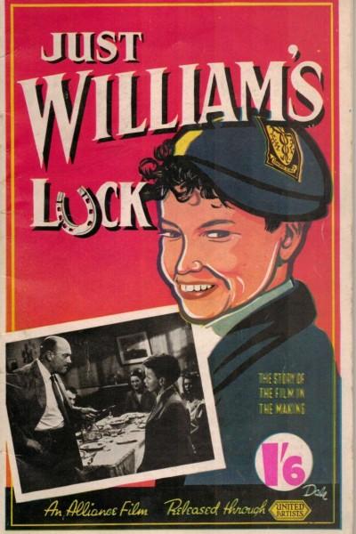 Caratula, cartel, poster o portada de Just William\'s Luck