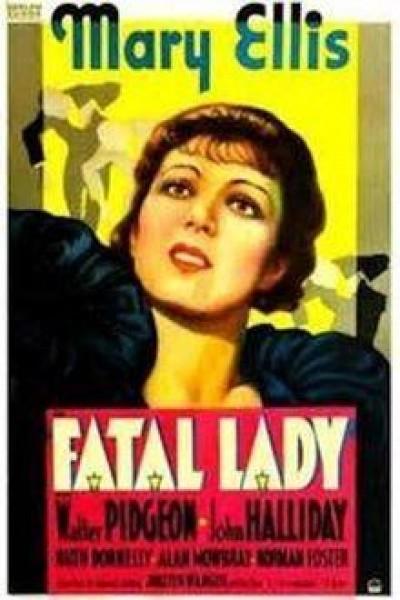 Caratula, cartel, poster o portada de Fatal Lady