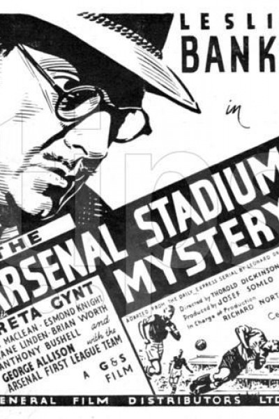 Caratula, cartel, poster o portada de The Arsenal Stadium Mystery