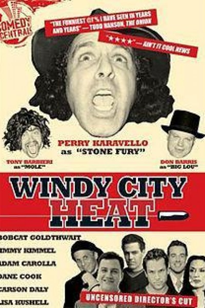 Caratula, cartel, poster o portada de Windy City Heat