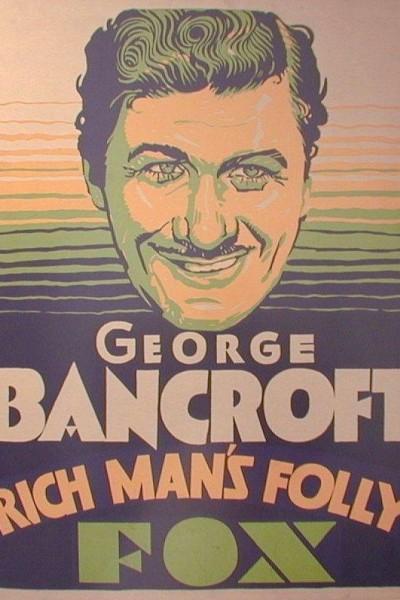 Caratula, cartel, poster o portada de Rich Man\'s Folly