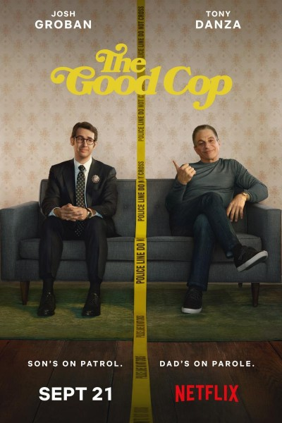 Caratula, cartel, poster o portada de The Good Cop