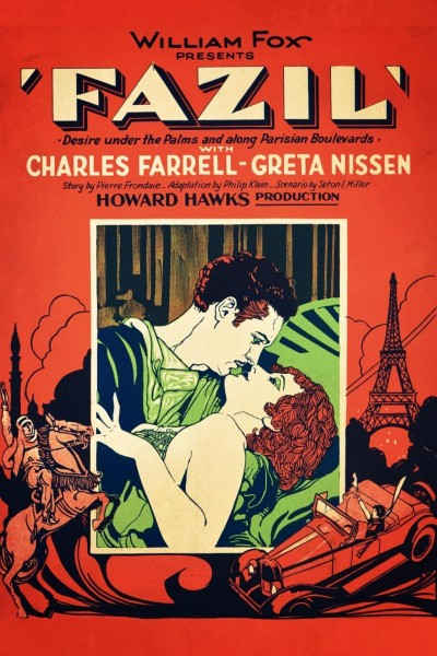 Caratula, cartel, poster o portada de El príncipe Fazil