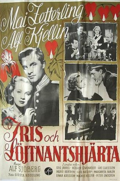 Caratula, cartel, poster o portada de Iris and the Lieutenant