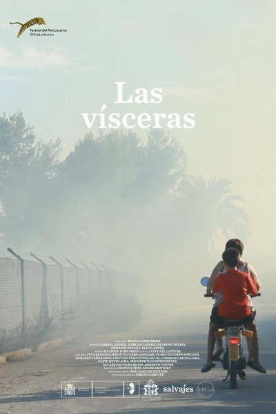 Caratula, cartel, poster o portada de Las vísceras