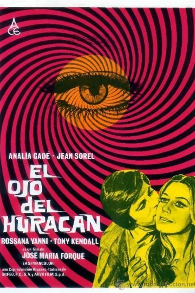 Caratula, cartel, poster o portada de El ojo del huracán