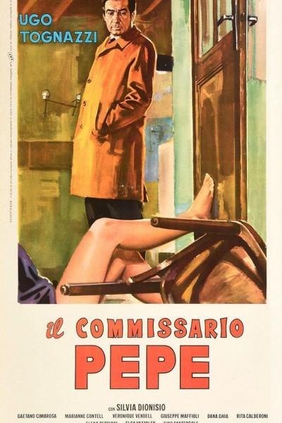 Caratula, cartel, poster o portada de El comisario y la dolce vita