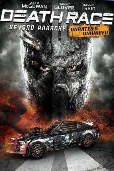 Caratula, cartel, poster o portada de Death Race 4: Beyond Anarchy