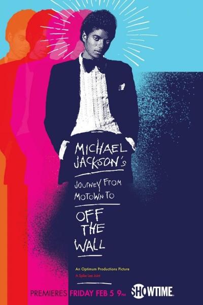 Caratula, cartel, poster o portada de Michael Jackson. De la Motown a Off the Wall