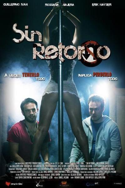 Caratula, cartel, poster o portada de Sin retorno