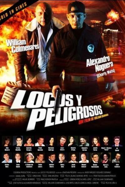 Caratula, cartel, poster o portada de Locos y peligrosos