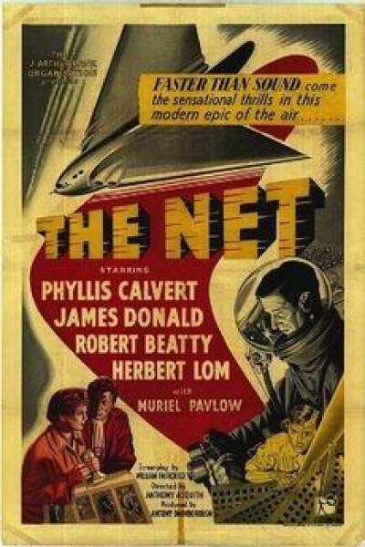 Caratula, cartel, poster o portada de The Net