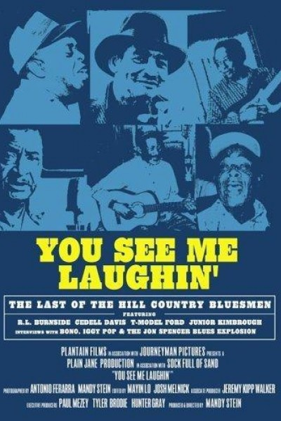 Caratula, cartel, poster o portada de You See Me Laughin\'