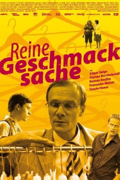 Caratula, cartel, poster o portada de Reine Geschmacksache (Fashion Victims)