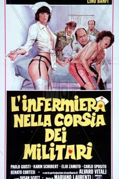 Caratula, cartel, poster o portada de Jaimito y la enfermera arman la guerra en el hospital