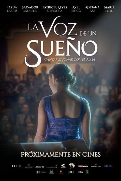 Caratula, cartel, poster o portada de La voz de un sueño
