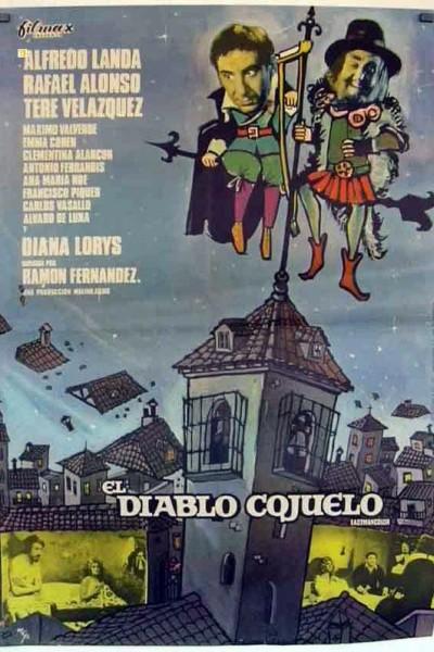 Caratula, cartel, poster o portada de El diablo Cojuelo