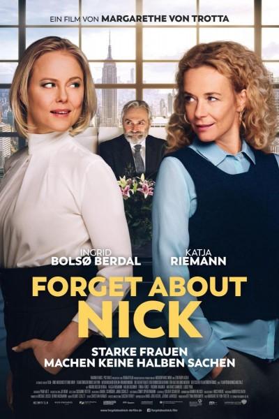 Caratula, cartel, poster o portada de Olvídate de Nick