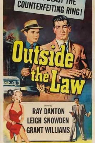 Caratula, cartel, poster o portada de Outside the Law