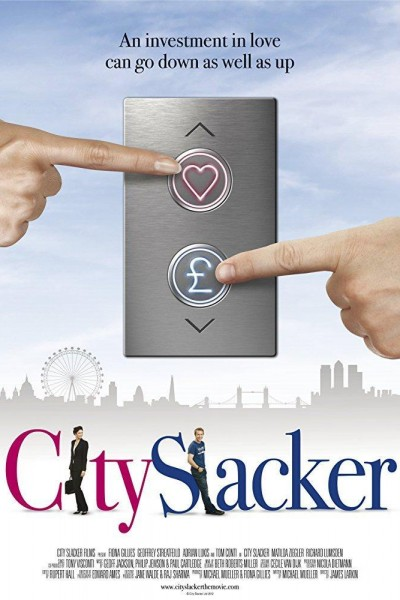 Caratula, cartel, poster o portada de City Slacker