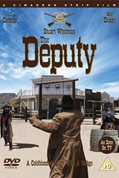 Caratula, cartel, poster o portada de El ayudante del sheriff