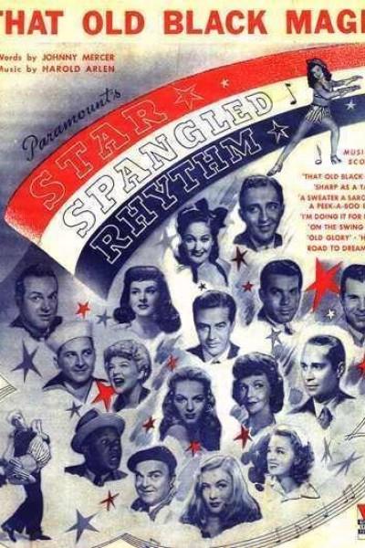 Caratula, cartel, poster o portada de Fantasía de estrellas