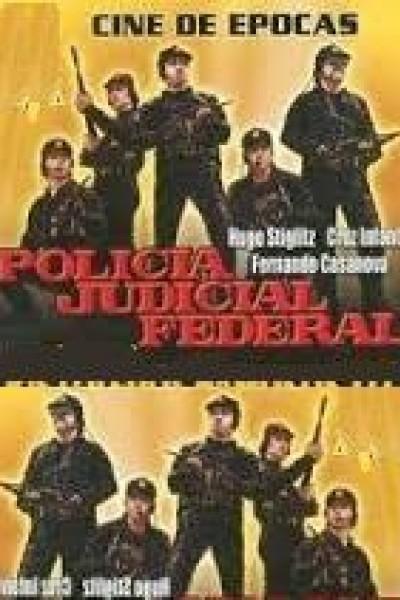 Caratula, cartel, poster o portada de Policía judicial federal
