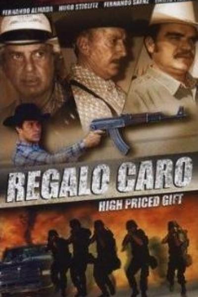 Caratula, cartel, poster o portada de Regalo caro
