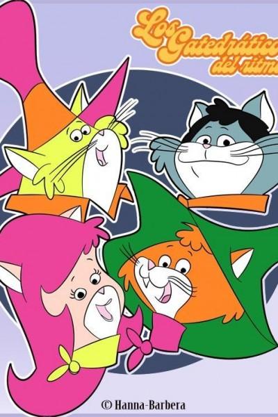 Caratula, cartel, poster o portada de Cattanooga Cats